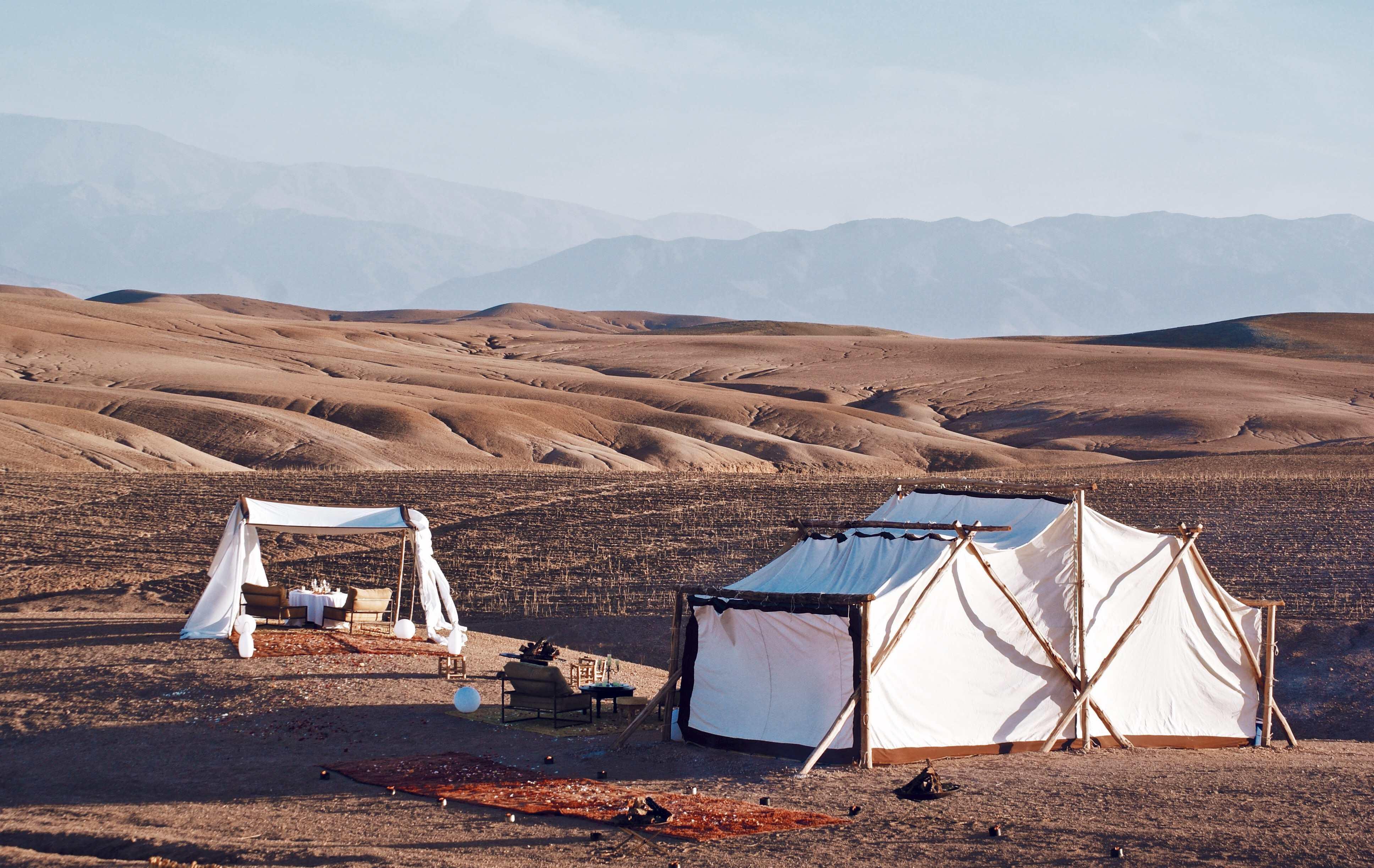 INARA CAMP, AGAFAY CAMP DESERT TENT