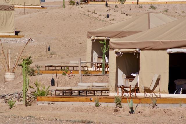 agafay desert Inara camp
